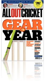 All Out Cricket magazine