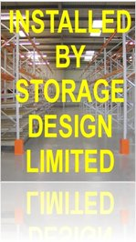 Installed by Storage Design Limited