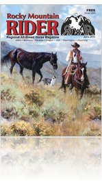 Jun 2011 Rocky Mountain Rider Horse Magazine