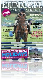 Equine Canine and Country Life October 2011