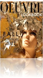 Oeuvre Fall Fashion 2011 LookBook