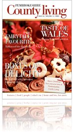 Pembrokeshire County Living Nov - Dec 2011