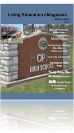 Living Education eMagazine Vol.#2 Winter Edition