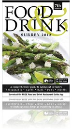 Surrey Food and Drink Guide 2012
