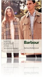 Barbour Spring Summer 2012 Mailorder Catalogue