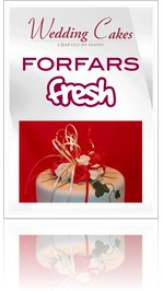 Forfars Wedding Cake Brochure