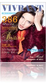 Vivrant Magazine Fall 2011