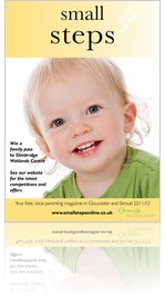 Small Steps Gloucester & Stroud Magazine 2011 - 2012