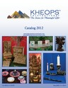 Kheops 2012 Catalog