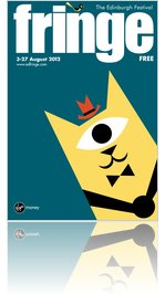 The Official Programme of the 2012 Edinburgh Festival Fringe