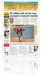 West Valley View : Vol. 27, Issue No. 015: Friday, June 1, 2012