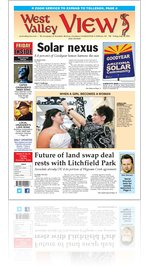 West Valley View : Vol. 27, Issue No. 029: Friday, July 20, 2012