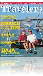 Snowbirds &amp; RV Travelers Aug/Sept 2012 Vol 9 Issue 4