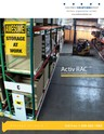 Activrac Industrial Pallet Rack High Density Storage
