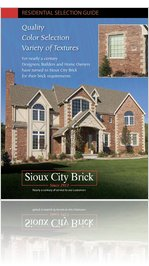 Sioux City Brick - 2011 Residential
