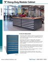 steel metal drawer cabinet storage system