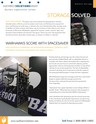 University of Wisconsin Whitewater Football Equipment Room Case Study