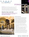 Protecting History: Strategic Solutions to Help Solve Complex Museum Storage Issues