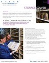 A Beacon for Preservation: Technically Advanced Storage Solutions for State Library