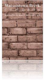 Watsontown Brick Catalog