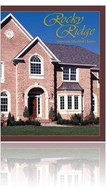 Redland Rocky Ridge Catalog