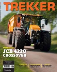 Afbeeldingsresultaat voor trekker magazine nederland cover