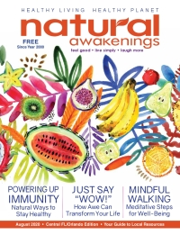 August 2020 Central Florida Natural Awakenings Magazine