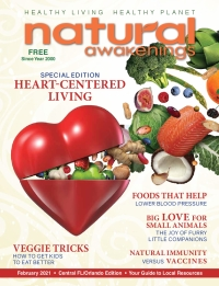 January 2021 Central Florida Natural Awakenings Magazine