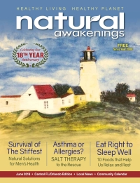 June 2018 Central Florida Natural Awakenings Magazine