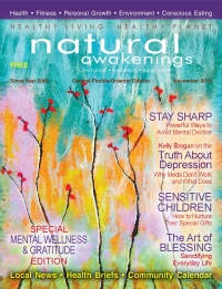 November 2016 Central Florida Natural Awakenings Magazine