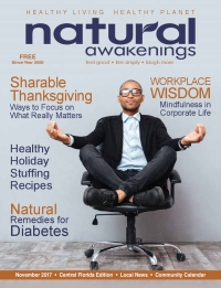 November 2017 Central Florida Natural Awakenings Magazine