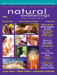 October 2016 Central Florida Natural Awakenings Magazine