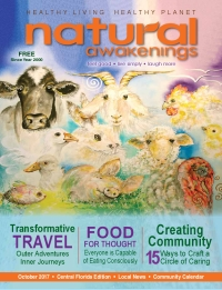 October 2017 Central Florida Natural Awakenings Magazine
