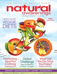 October 2018 Central Florida Natural Awakenings Magazine