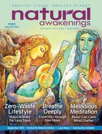 September 2018 Central Florida Natural Awakenings Magazine