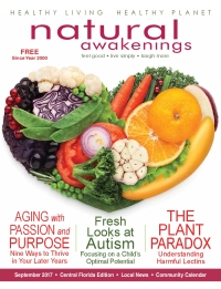 September 2017 Central Florida Natural Awakenings Magazine